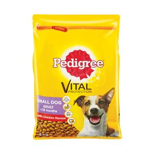 Pedigree D/food Sml Dry Chicken 4 Kg
