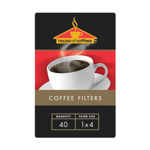 Perco Coffee Filter Bags 1 X 4 40ea