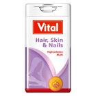 Vital Multitime Hair Skin & Nail Capsules 30ea