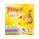 Pamper F/cuts M/pack Jelly 12x85g