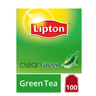 Lipton Tgged Teabags Green Tea 100s