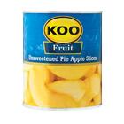 Koo Unsweetened Pie Apple Slices 385g