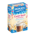Mokate Candy Shop Cappuccino Creamy Vanilla 24g x 10