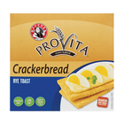 Bakers Crackerbread Rye 125g