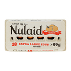 Nulaid Extra Large Eggs 18s