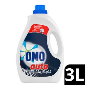 OMO Auto Washing Liquid 3l