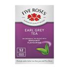 Five Roses Earl Grey Flavoured Tea 50ea