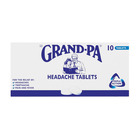 Grand-pa Headache Tablets 10ea