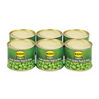 Koo Garden Fresh Peas 215g x 6
