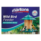 Marltons Wild Bird Feeder In Box