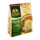 JUNGLE MUESLI TROPICAL 750GR