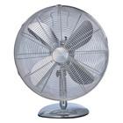 Aim 40cm Desk Fan Silver