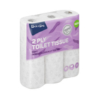 PnP Toilet Paper Lilac 2 Ply 9s