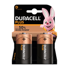 Duracell Alkaline Batteries Plus Power D2s