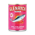 GLENRYCK PILCHARDS CHILLI SAUCE 360GR x 12