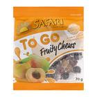 Safari Fruity Chews Dried Fruit Snack  Pack 70g