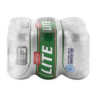 Castle Lite Beer Can 330ml x 6