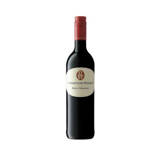 Robertson Winery Ruby Cabernet 750ml  x 12