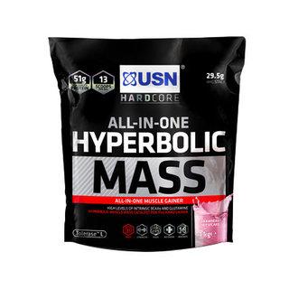Usn Hypbolic Mass Strawberry 1kg