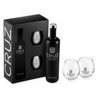 Cruz Vintage Black 750 Ml & 2 Glass