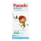Panado Alcohol & Sugar Free Paediatric Syrup 100ml