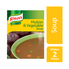 Knorr Packet Soup Mutton & Vegetable 50g x 10