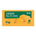PnP Full Fat Cheddar Cheese 850g