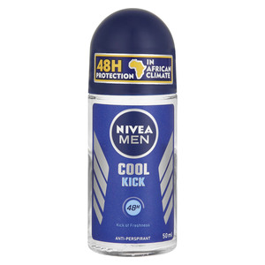 Nivea Men Cool Kick Roll On 50ml