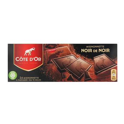 Cote Dor Mignon Noird Noir Choc 240g Each Unit Of