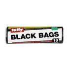 Tuffy Black Refuse Bag On A Roll 10ea
