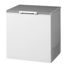 Kic 210 Litre Chest Freezer White