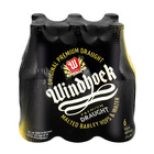 Windhoek Draught NRB 440 ml x 6