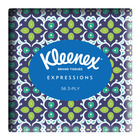 Kleenex Expressions F/t 3ply White 56ea