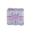CLARK & SONS PINK TONIC S/F MIXER 250ML x 6