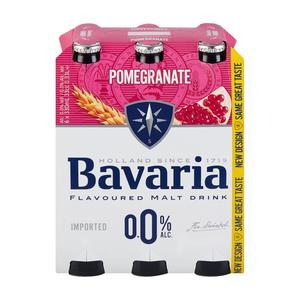 Bavaria Malt 0% Pomegrante NRB 330ml x 6