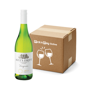 Alvi's Drift Viognier 750ml x 6