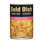 Gold Dish Chicken Breyani With Rice 380g