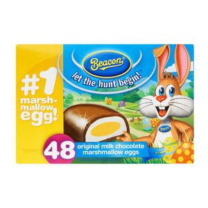 Beacon Marshmallow Eggs 48s