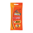 Bic 3 Shaver 4+2 Free 6