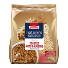Bokomo Nature's Source Toasted Nuts & Raisins Granola 750g