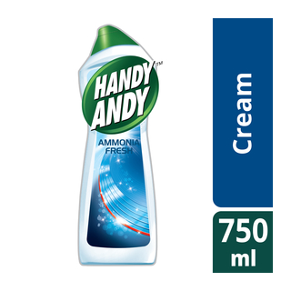 Handy Andy Cleaning Cream Ammonia Fresh 750ml