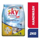 Sky Handwash Powder Regular 2kg
