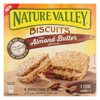 NATURE VALLEY ALMOND BUTTER 38GR x 4