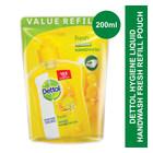 Dettol Handwash Refill Fresh 200ml