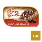 Ola Gino Ginelli Chocolate Nut Brownie Ice Cream 1.4l