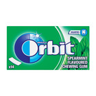 Wrigley's Orbit Envelope Spearmint 14s