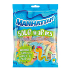 Manhattan Sour Worms 400g