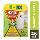 Mortein Natur Guard Dispose + Refill Citronella