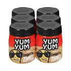 Yum Yum Smooth Peanut Butter 400g x 6