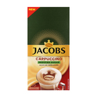 Jacobs Kronung Reduced Sugar Cappuccino Sachets 18.6g x 10